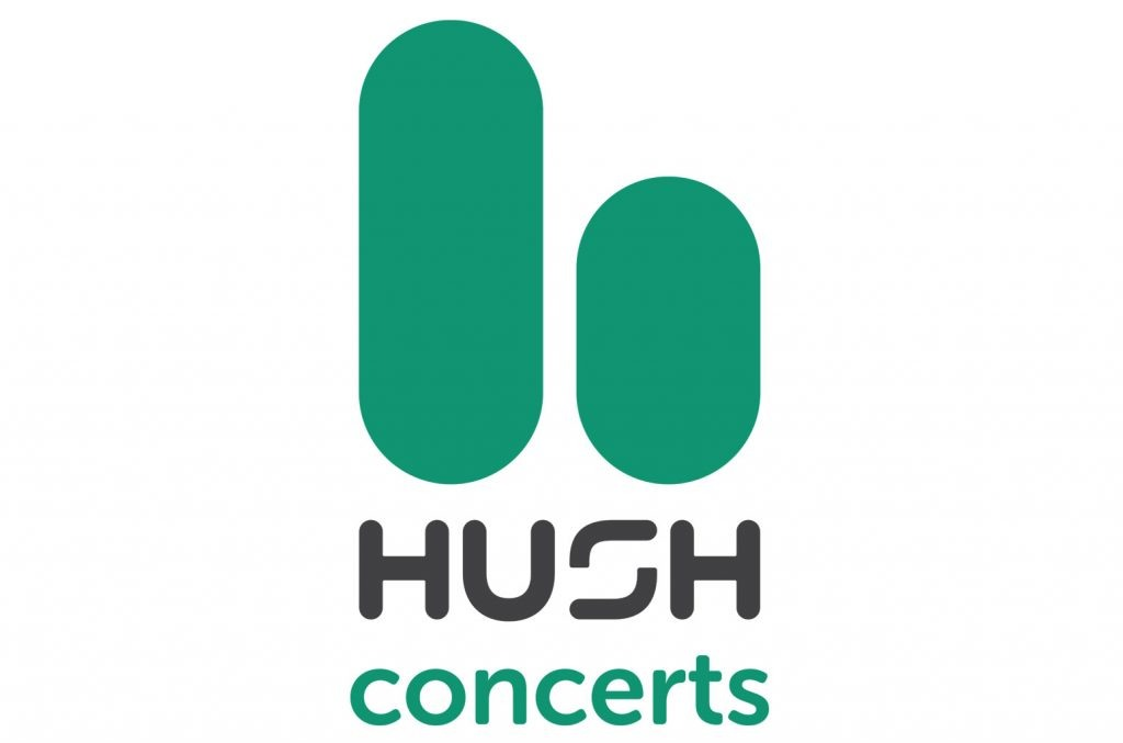 Hush Concerts Logo
