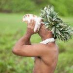 Conch Blower Hawaiian